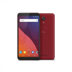 Wiko View Prime Rojo 64Go Reacondicionado