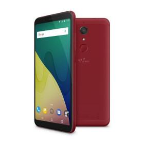 Wiko View XL Rojo 32Gb Reacondicionado