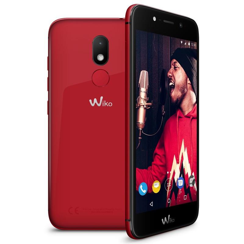 Wiko Wim Lite Rojo 32Gb Reacondicionado | SMAAART