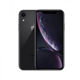 iPhone XR SIN FACE ID Negro 256Go Reacondicionado