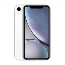 iPhone XR SIN FACE ID Blanco 64Go Reacondicionado