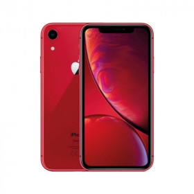 iPhone XR SIN FACE ID Rojo 256Go Reacondicionado