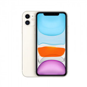 iPhone 11 SIN FACE ID Blanco 256Go Reacondicionado