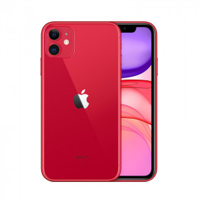 iPhone 11 SIN FACE ID Rojo 128Go Reacondicionado