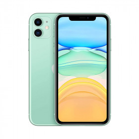 iPhone 11 SIN FACE ID Verde 128Go Reacondicionado