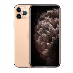 iPhone 11 Pro Max SIN FACE ID Dorado 512Go Reacondicionado