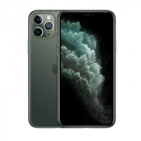 iPhone 11 Pro Max SIN FACE ID Verde 256Go Reacondicionado