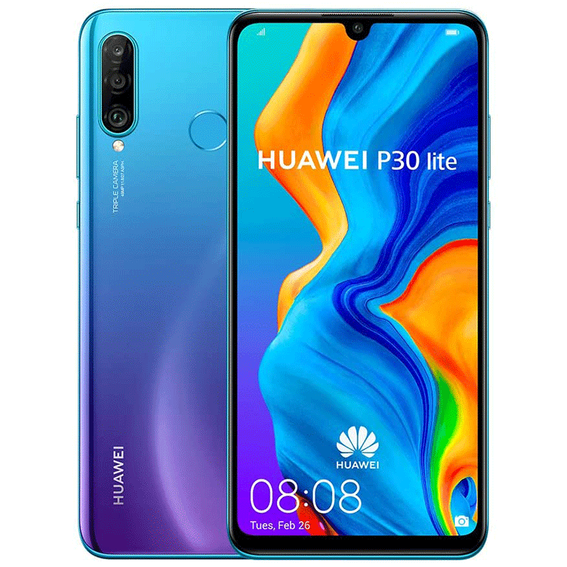 Huawei P30 Lite Dual Sim Reacondicionado  SMAAART