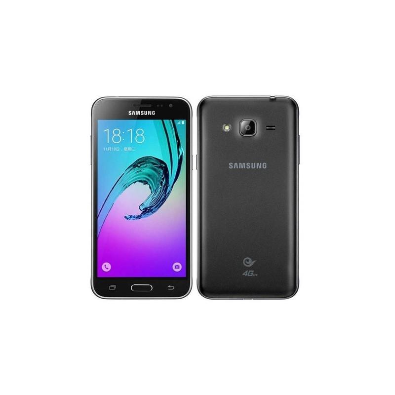 Samsung Galaxy J3 (2016) Negro 16Go | SMAAART