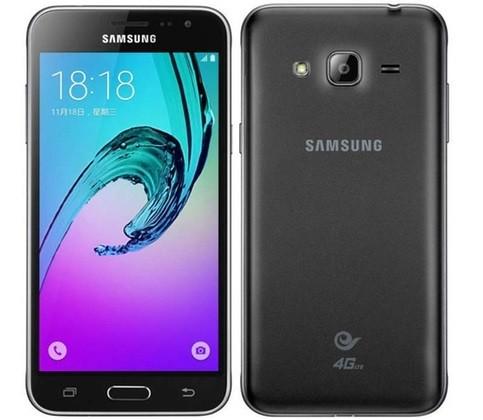 Samsung Galaxy J3 (2016) Negro 16Gb Reacondicionado