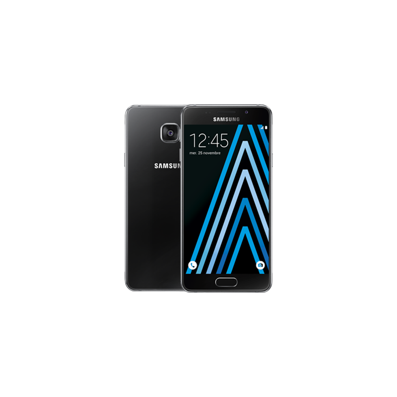 Samsung Galaxy A3 (2016) Negro 16Gb Reacondicionado | SMAAART