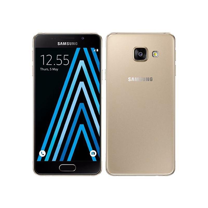 Samsung Galaxy A3 (2016) Oro 16Gb Reacondicionado | SMAAART