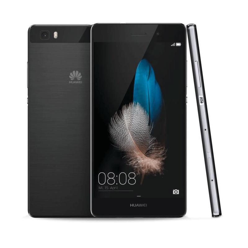 Huawei P8 Lite (2015) Negro 16Gb Reacondicionado