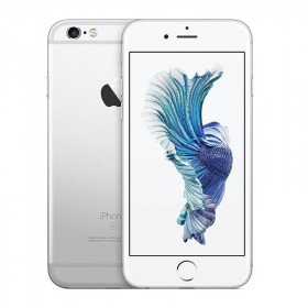 iPhone 6S Plata 16Gb Reacondicionado