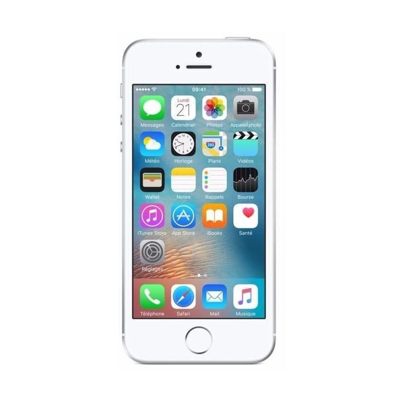 iPhone SE Plateado 64Gb Reacondicionado