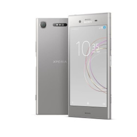 Sony Xperia XZ1 Dual Sim Plateado 64Go Reacondicionado