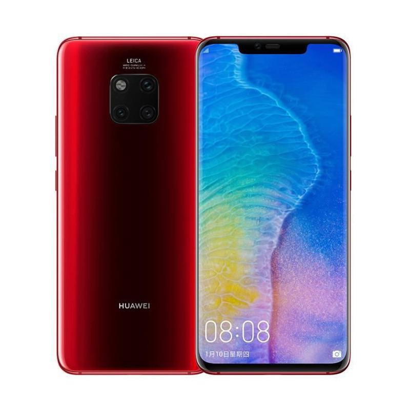 Huawei Mate 20 Pro Dual Sim Rojo 128Gb Reacondicionado | SMAAART