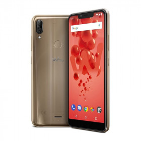 Wiko View 2 Plus Dorado 64Go Reacondicionado