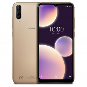 Wiko View 4 Lite Dorado 32Go Reacondicionado